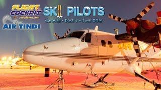 "Air Tindi ""Ski Pilots"""