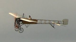 Bleriot XI The Oldest Flying Aircraft in the World