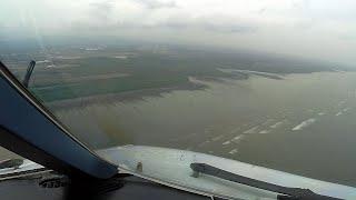PilotCAM A330 into Panama City, PANAMA