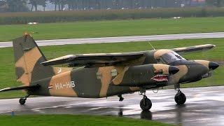 Dornier Do-28 G92 Skyservant (HA-HIB) - Teuge Airport