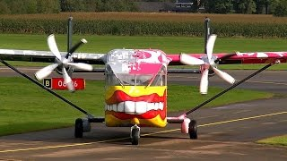 Smiling Short SC.7 Skyvans are Beautiful - TEUGE