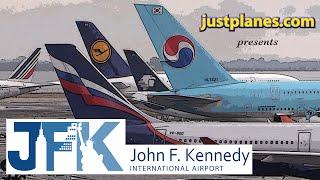 JFK AIRPORT - Widebody heaven!