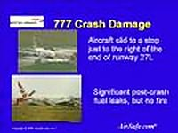 Investigation Update: British Airways 777 Crash 17 Jan 2008