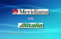 Meridiana vs Alitalia