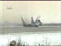 Mig 29 aircraft accident
