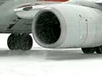 CFM56 Sucking all in its path