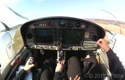 CPL Pilot Multi Engine Training with GoPro