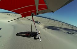 Soaring the Dunes of Eucla