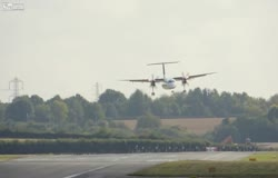 Some CoOL Crosswind Landings ;-)