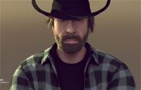 Season's Greetings from Chuck Norris