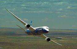 Boeing 787-9 Dreamliner Rehearsal Flight
