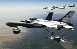 USAF Thunderbirds From Jet to Jet