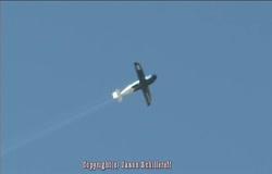 Propeller Explode and Emergency Landing