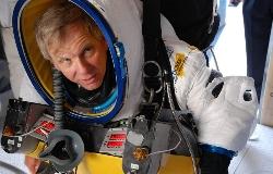 Alan Eustace secretly break Baumgartner's parachute record