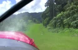 Cessna 185 Muddy Jungle Airstrip Operations