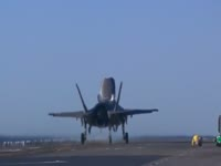 F-35B Suitability Test aboard the USS WASP