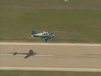 Airplane Makes Emergency Landing in Arlington