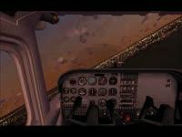 Best Fllight Simulator - Dawn Takeoff, Flight Sim Portland Oregon, Mt. Hood