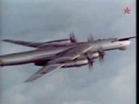 The Tupolev TU-95 Bear