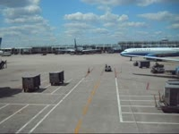 My visit to the Chicago O'Hare Airport 8-15-11