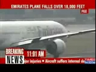 Emirates flight escapes major disaster turbulence