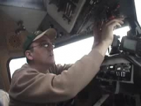 How to start a DC-3