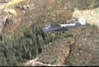 A-6 Intruder Low Level Flight