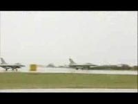 Low Level Action Norwegian F-16