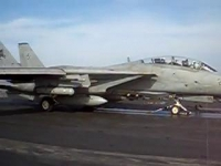 F14 TAKING OFF FROM ROOSELT